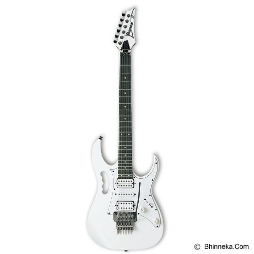 IBANEZ Signature Gitar Elektrik Steve Vai [JEMJRWH] - White - Gitar Elektrik